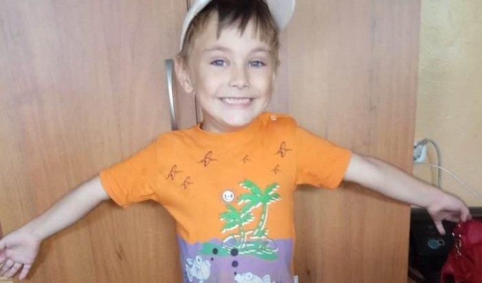 Маленький ребенок потерялся вЛенинском районе Иркутска