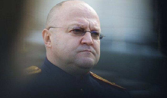 ВМоскве взят под стражу экс-глава столичного главка