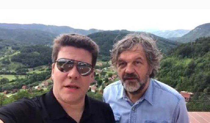 Денис Мацуев пригласил Эмира Кустурицу нафестиваль «Звезды наБайкале» (Видео)