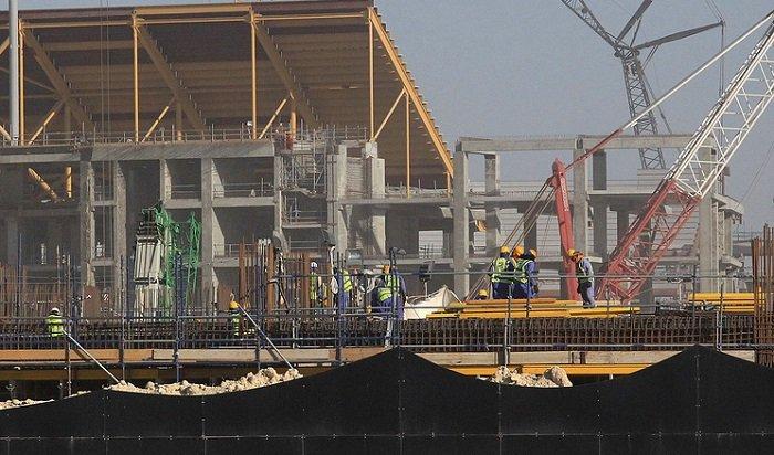 Россия поможет Катару вчасти строительства иоборудования стадионов кЧМ-2022