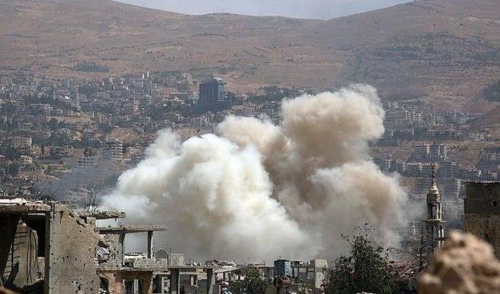 Россия и Сирия начали масштабную бомбардировку позиций боевиков