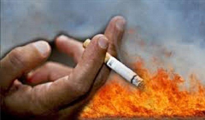 Напожаре вБоханском районе погиб пенсионер