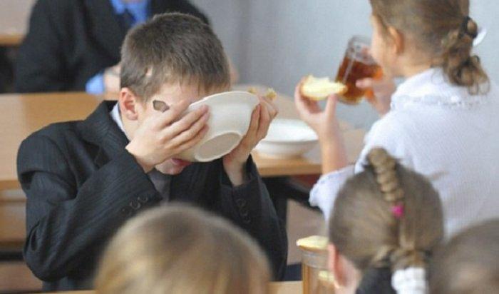 ВИркутской области дети измногодетных семей, учащиеся частных школ, получат бесплатное питание