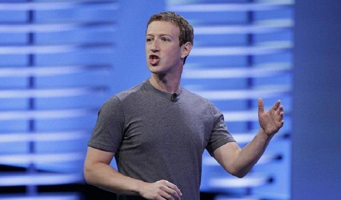 Цукерберг обеднел на17миллиардов долларов за2часа