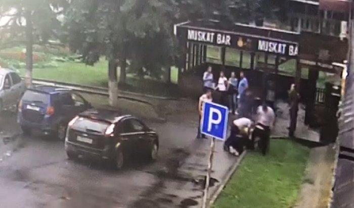 Сотрудники ДПС избили человека в Павловском Посаде (Видео)