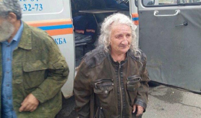 ВШелеховском районе спасли заблудившихся ягодников