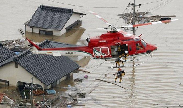 16человек вЯпонии пострадали из-за тайфуна «Джондари»