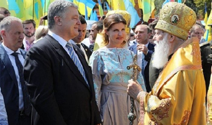 Президент Украины Порошенко назвал Крещение Руси «европейским выбором»