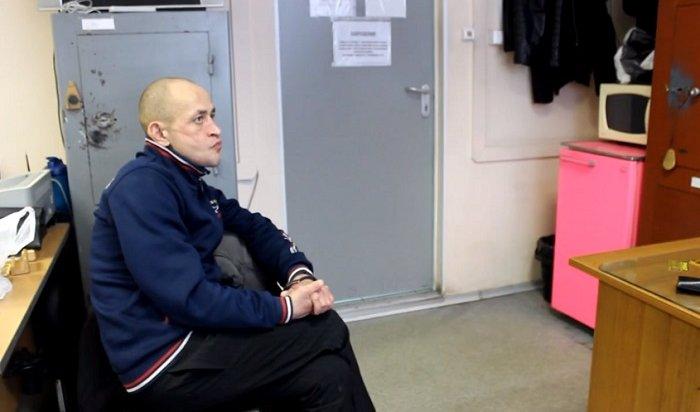 Лже-сантехник изАнгарска ограбил 12иркутян (Видео)