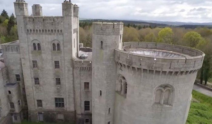 «Кровавый замок» из«Игры престолов» выставили напродажу (Видео)