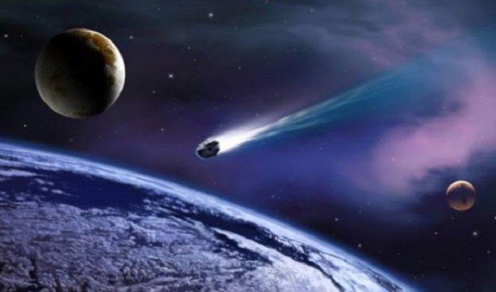 «Бурятский» метеорит принес наЗемлю неизвестный науке минерал