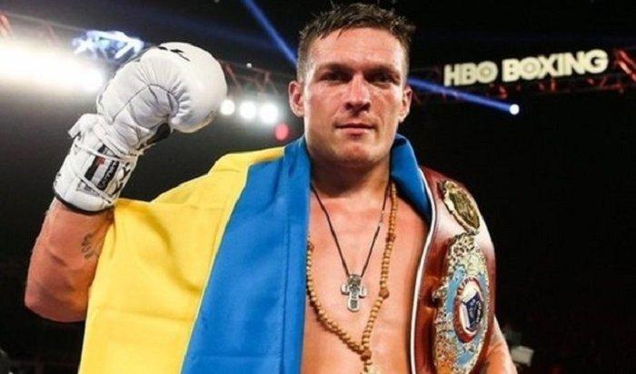 Украинский боксер Александр Усик отказался отзвания «Герой Украины» (Видео)