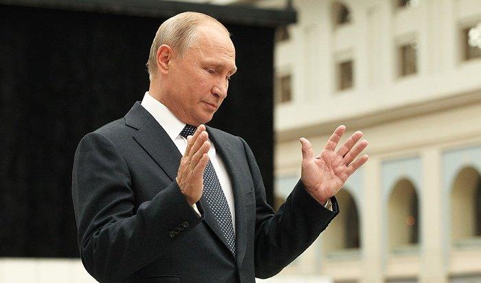 Путин подписал закон оповышении НДС до20%