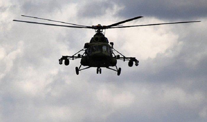 18человек погибли при страшном крушении вертолета Ми-8 вКрасноярском крае