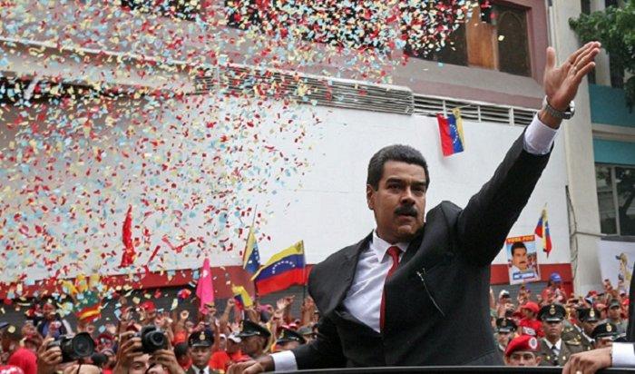 Покушение напрезидента Венесуэлы попало навидео (Видео)