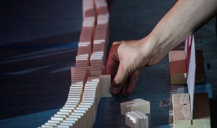 Муха помешала немецким любителям домино установить мировой рекорд