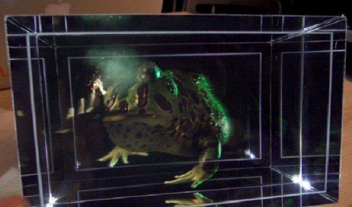 Американцы готовятся выпускать голографические дисплеи Looking Glass