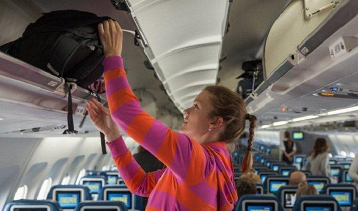 «Победа» нехочет перевозить всалоне самолетов дамские сумки, костюмы впортпледах ицветы