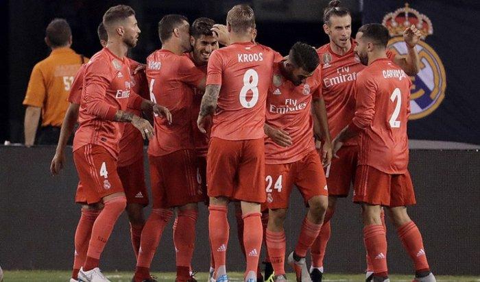 «Реал» обыграл «Рому» вматче Международного кубка чемпионов вСША (Видео)