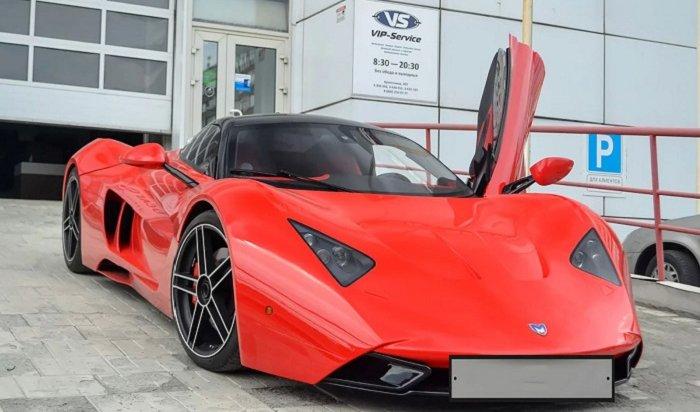 Всети продается спорткар Marussia за10миллионов рублей (Видео)