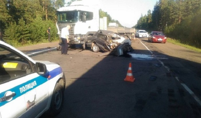 Четыре человека погибли вДТП вИркутской области 10августа