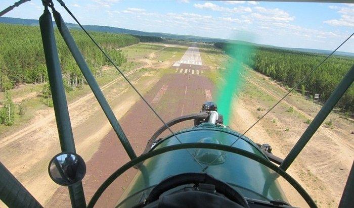 ВИркутской области совершил аварийную посадку 79-летний «кукурузник»