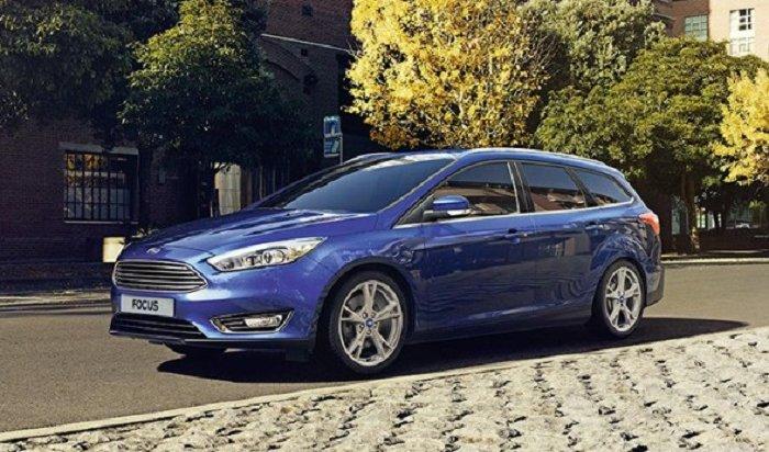 Ford отзывает почти четыре тысячи автомобилей вРоссии
