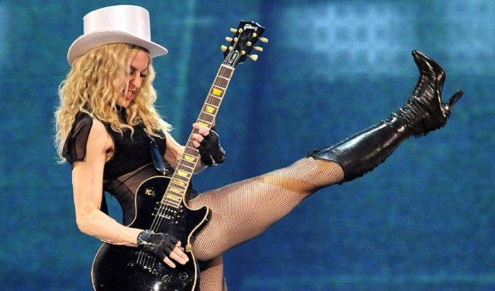 Мадонна отметила 60-летие