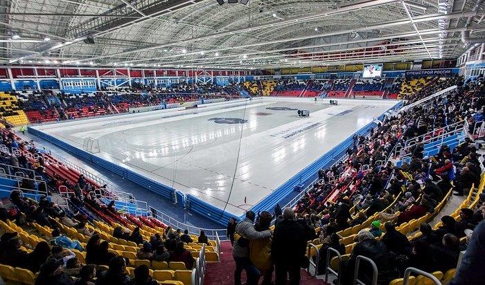 Кемеровская компания построит ледовый дворец вИркутске за6,29миллиарда рублей