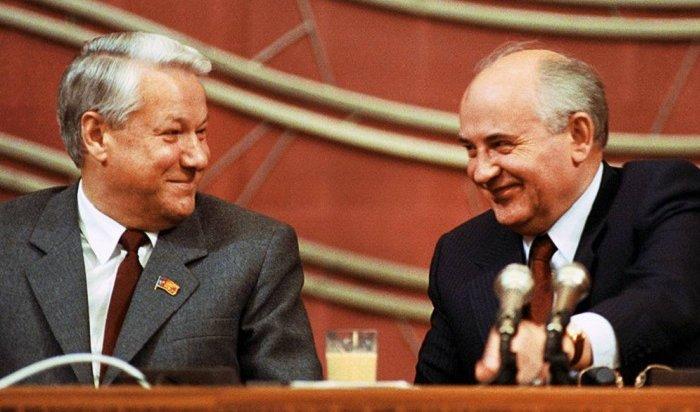 Руцкой признался: вовремя путча пьяный Ельцин пытался сбежать впосольство США