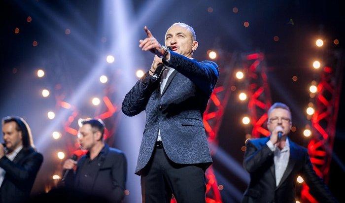 «Хор Турецкого» споет вместе сгорожанами вцентре Иркутска