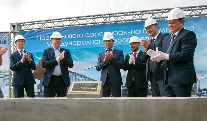 Новый терминал ваэропорту Иркутска будет построен в2020году