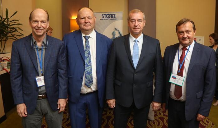 ВИркутске открылся международный конгресс «Звезды детской хирургии наБайкале»