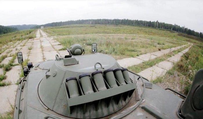 Под Ангарском прошли учения силовиков (Видео)