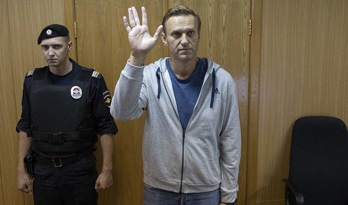 ВМоскве суд арестовал Навального на30суток заорганизацию несанкционированной акции