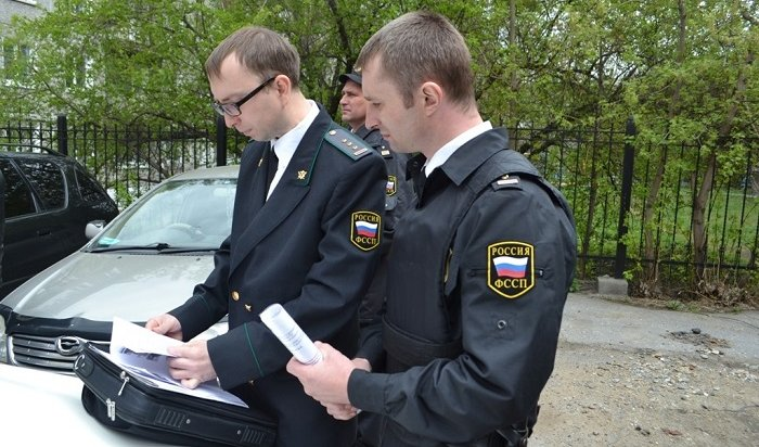 Житель Усолья лишился автомобиля из-за трех неоплаченных штрафов ГИБДД