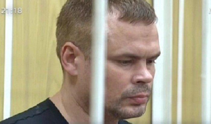 Московский суд арестовал педофила Каньшина, бросившего тело школьницы уподъезда (Видео)