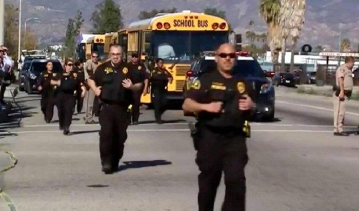 Водной изамериканских школ снова стреляли
