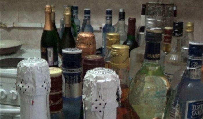 ВИркутске полицейские проверили ночные клубы (Видео)