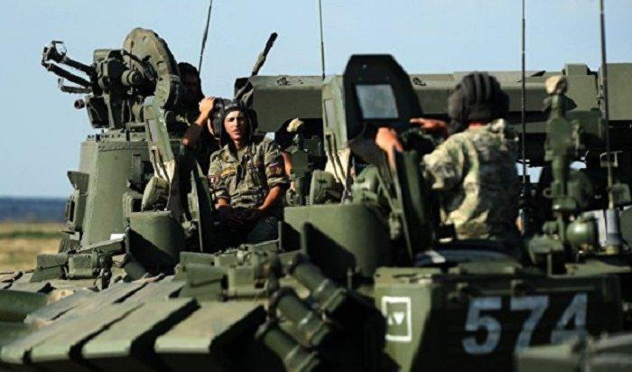 Российские военные учения пугают весь мир