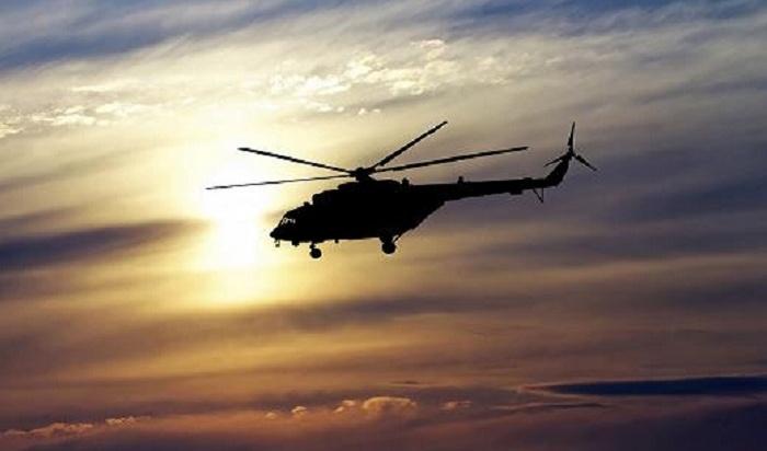 ВПриангарье продолжают искать пропавший вертолет Ми-8