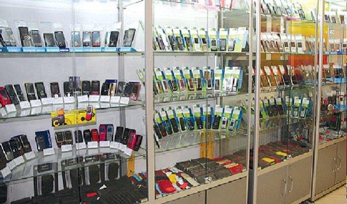 Директор иркутского магазина украл телефонов наполтора миллиона