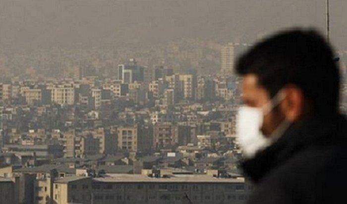 Иркутская область выбилась влидеры поуровню загрязнения воздуха