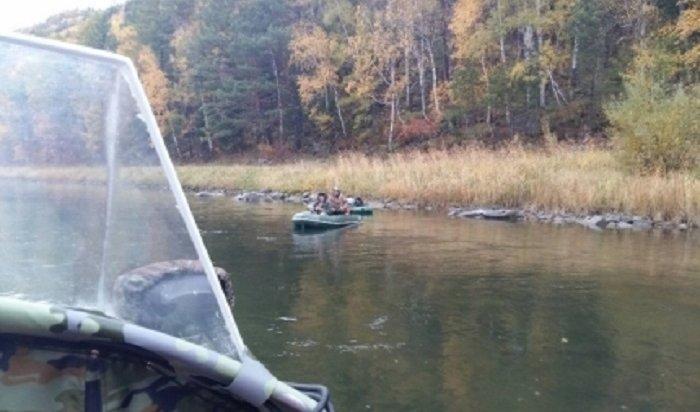 Спасатели нашли экстремалов, пропавших без вести вовремя сплава поИркуту