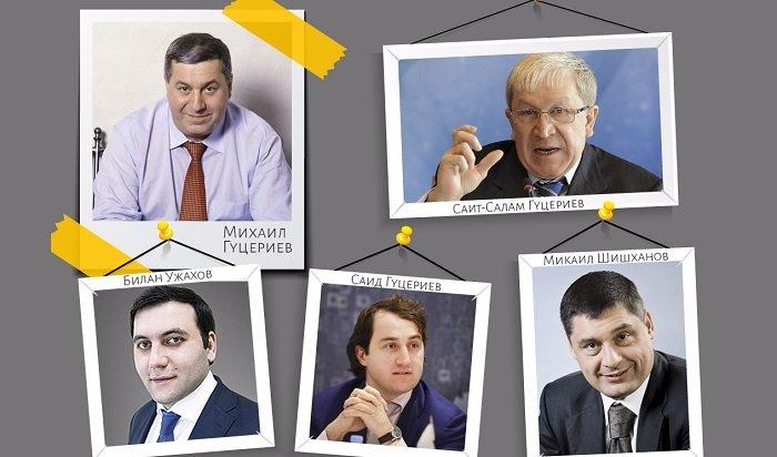 Forbes назвал богатейшие семьи России
