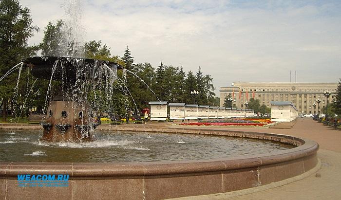 Теплые выходные дни ждут жителей Иркутска