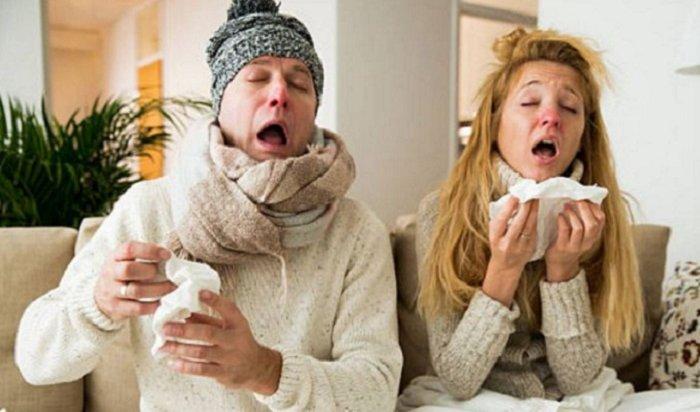 Роспотребнадзор напугал россиян новыми штаммами гриппа, ккоторым нет иммунитета