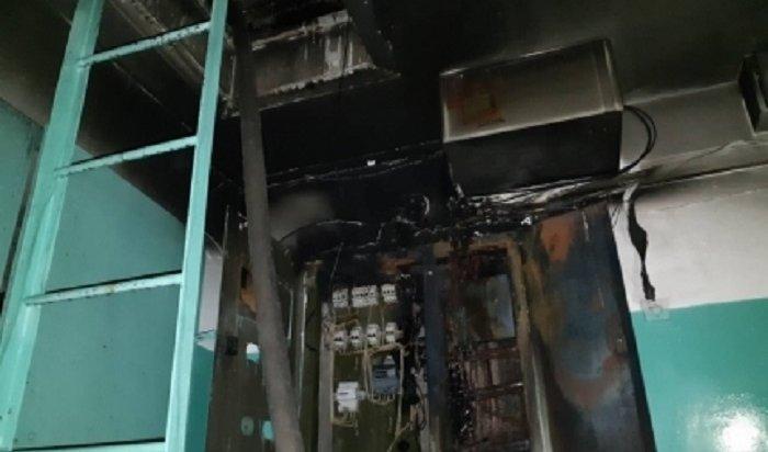 ВИркутске пожарные дважды завечер тушиливозгорания вмногоэтажке