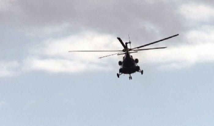 Вертолет Ми-8совершил вынужденную посадку вБоханском районе