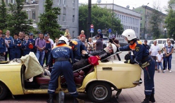 Сотрудники МЧС проведут всквере Кирова мастер-класс поспасению жизни (Видео)